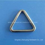 De Gelaste Ring van het roestvrij staal D