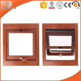 Indicador do toldo da alta qualidade com tamanho contínuo do indicador da madeira de carvalho, altamente elogiado e personalizada do toldo de alumínio Windows