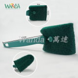 Household Cleaning를 위한 짧은 Handle Scouring Brush Pad