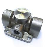 Настраиваемые точного углеродистая сталь / литой алюминий Auto часть