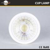 Des Leistungs-guter der QualitätsGu5.3 MR16 GU10 keramischer Gehäuse-LED Scheinwerfer Lampen-des Cup-5W 7W