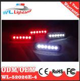 Grade de advertência Emergency Lighthead 24W do diodo emissor de luz da polícia