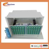 Наводить рамку распределения держателя ODF стены пультов временных соединительных кабелей волокна
