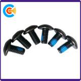 Le noir de carbone de l'acier vis à tête cylindrique à six pans creux Vis Anti-Loose