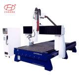 4つの軸線木製CNCのルーターの価格