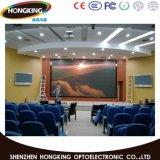 Afficheur LED P6 d'intérieur polychrome de la qualité DEL
