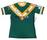 熱い販売新しいデザイン昇華ラグビーのワイシャツ(R015)