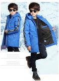 Di inverno rivestimento alla moda giù per il ragazzo con la stampa All-Over