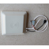 Lettore Integrated passivo di frequenza ultraelevata RFID dell'intervallo centrale della lettura con RS232 RS485 Wiegand 26/34 di TCP/IP WiFi