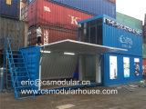 Het moderne Ontwerp wijzigde de Geschikte PrefabStaaf van de Verschepende Container/Modulaire Staaf