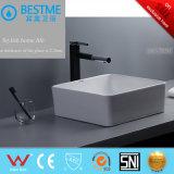 Lavabo casero Bc-7050 del cuarto de baño del lavabo de la porcelana del estilo de la alta calidad