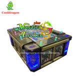 ゲーム・マシンの海洋王3魚のハンターのアーケードスロットゲームを採取する熱い販売米国