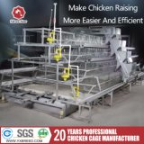 Chicken Farm Automatic Layer Egg Collection System Cage