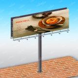 Projector para auto-estrada Publicidade Outdoors de design da estrutura