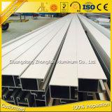 Perfil de aluminio del OEM Precison que anodiza