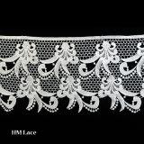 Testo fisso della decorazione del merletto, accessori L170 della decorazione del vestito da cerimonia nuziale