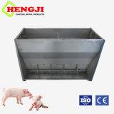 Кормление свиней двойные боковые сушки мокрых транспортера