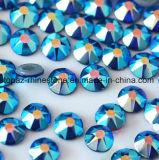 Rhinestone Fix 2018 самый новый самый лучший продавая Ss16 Капри камень Preciosa экземпляра голубого Ab горячего стеклянный кристаллический (ранг ab /5A capri HF-ss16 голубая)