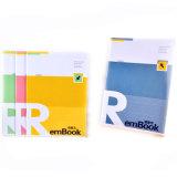 Cuaderno barato de Execise del papel de la buena calidad del enchufe de fábrica para el estudiante