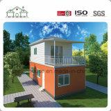 鋼鉄サンドイッチパネルを移動可能なか移動式またはモジュラーまたはプレハブまたはプレハブの鋼鉄快適なホーム家着色しなさい