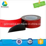 Revestimiento impermeable rojo Película/3m Vhb de espuma acrílica cinta adhesiva (por3080C)
