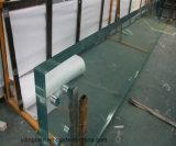 Vidro endurecido termicamente Pec laminado com marcação TUV certificado Australiano