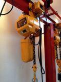 1 طن مرفاع كهربائيّة مع يجهّز حامل متحرّك - يجعل في شنغهاي