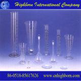 Heißer Verkaufs-freier messendes Glas-Zylinder mit Staffelung
