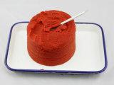 400g*24 estanha a pasta de tomate enlatada Gino
