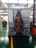 Máquina eléctrica industrial del secador del equipo de lavadero de la calefacción de gas de 50 kilogramos