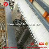 Macchina idraulica automatica della pressa del filtro a piastra della membrana