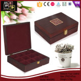 Custom высокого класса для приготовления чая из натуральной кожи ручной работы в салоне (5403)