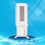 Ventilatore evaporativo portatile del dispositivo di raffreddamento di aria della palude del grande flusso d'aria raffreddato ad acqua