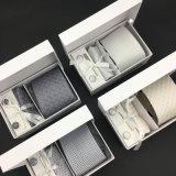 Conjuntos tejidos de seda del lazo del cuello de la venta al por mayor el 100%