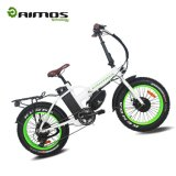 [شنس] [بدلك] رخيصة [فولدبل] [350و] [500و] درّاجة سمين كهربائيّة