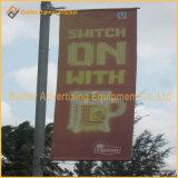 Улица Поляк металла рекламируя части знамени средств промотирования изображения (BS58)