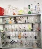 De nieuwste Rokende Pijpen van het Water van het Glas van de Waterpijp van Shisha van het Ontwerp voor de Rook van de Hand