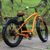 4.6 pulgadas neumático Fat bicicleta eléctrica con Ce EN15194