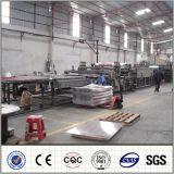Usine de la vente directe de 100 % Bayer 50um Protection UV Feuille de polycarbonate alvéolaire