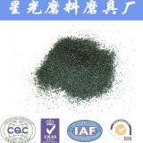 2000 Mesh зеленого порошка карбида кремния огнеупорного Sic абразивных материалов