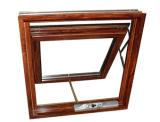 二重安全ガラスのオーストラリアの標準アルミニウム日除けのWindows