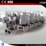 Mezcladora de alta velocidad de la materia prima del PVC del plástico
