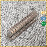Parti del pezzo fuso di precisione di CNC dell'OEM per la parte della macchina per cucire della tessile