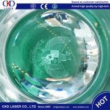 grüne Markierungs-Maschine Laser-532nm für den Plastik Glas