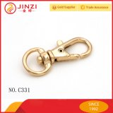 Small Fish Hook Carabiner Boxing ring Metal Handbag Hook Slide