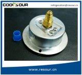 Manometro dell'olio, calibro del residuo di pressione di olio di refrigerazione