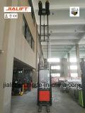 1.6 toneladas, empilhador elétrico Cl1655 com Ce, ISO9001 de 5.5 medidores
