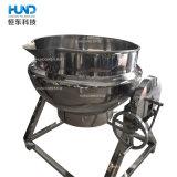 Stanitary 남비 또는 탱크를 요리하는 산업 수프 또는 죽 또는 시럽 난방