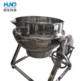 Stanitary Sopa Industrial/Mingau/Calda Pot/Tanque de cozimento de aquecimento