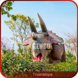 Animatronics para el dinosaurio de la exposición de los dinosaurios de la venta vivo
